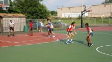 Spoons basketball league - Girls DIv